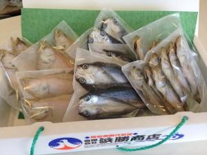 魚(干物)