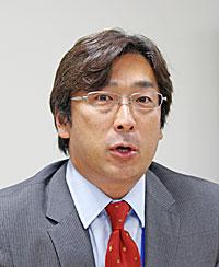 守屋昌史代表取締役CEO