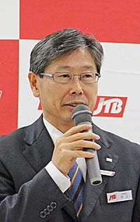 井上聡社長