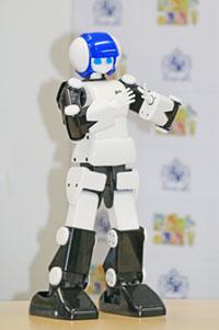 アイドルロボット