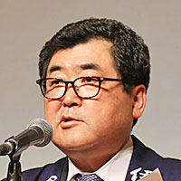 木村幸久協力会会長