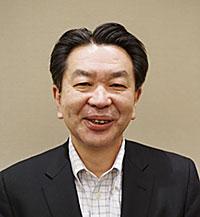 鶴田浩一郎新会長