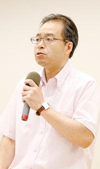 中峰秀紀委員長