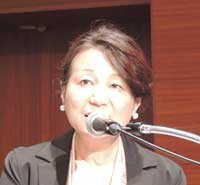 岡本尚子会長