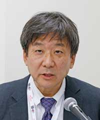 香取幸一教授