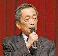 上杉雅彦会長