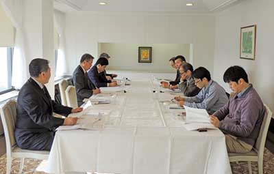 11月18日に行われた選考審査委員会