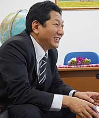 島川 崇教授