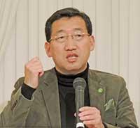 三浦雅生氏