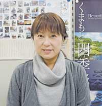 熊本国際観光コンベンション協会 観光コンベンション課 黒木  三奈子課長